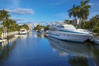 Fort Myers luxury yacht
