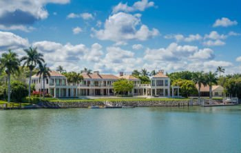Ultra-Luxury waterfront homes