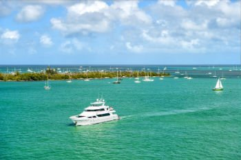 Yachts in Key West Florida